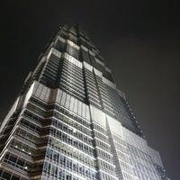 Photo taken at Grand Hyatt Shanghai by D.R.O.N. on 9/12/2012
