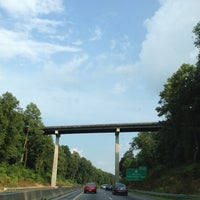Photo taken at Interstate 26 by Greg M. on 7/8/2012