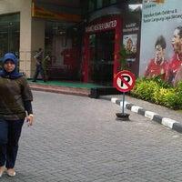 Photo taken at Danamon Diponegoro by Bl A. on 8/2/2012