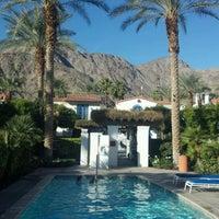 Photo taken at La Quinta Resort & Club, A Waldorf Astoria Resort by Andy M. on 12/26/2011