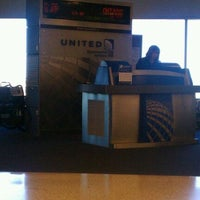Photo taken at Gate C25 by Dan L. on 11/10/2011
