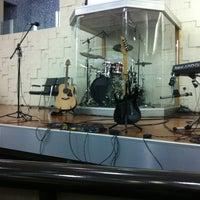 Photo taken at Primeira Igreja Batista by Guilherme M. on 8/2/2012