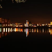 Photo taken at Cranes Roost Park by Chip R. on 3/26/2011