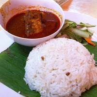 Photo taken at Nasi Dagang Ulik Mayang by Ir3ne T. on 7/9/2011