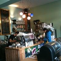 Photo taken at Kaffee Alchemie by Stefan N. on 12/8/2011