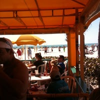 Photo taken at Frenchy's Rockaway Grill by Jeannie C. on 2/27/2011