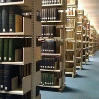 Photo taken at UEA Library by Maria G. on 12/9/2011