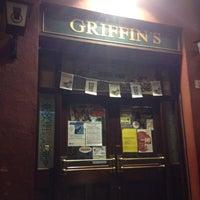 Photo taken at Griffin's Irish Pub by Gianni G. on 11/20/2011