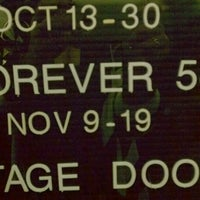 Photo taken at Jerry Herman Ring Theater by Cristina W. on 11/13/2011