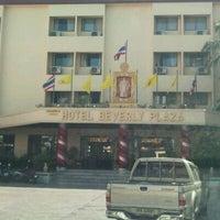 Photo taken at Beverly Plaza Hotel Pattaya by Witit S. on 12/19/2011