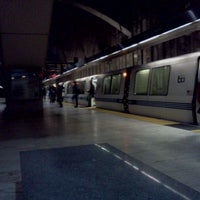 Photo taken at Glen Park BART Station by Victoria M. on 12/10/2011