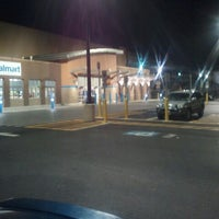 Photo taken at Walmart Supercenter by Matthew on 1/6/2012