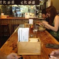 Photo taken at Ramen Setagaya by rudezaeg r. on 6/10/2012