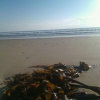 Photo taken at North Beach by Jasmine D. on 3/16/2012