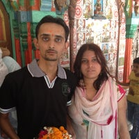 Photo taken at Ram Janam Bhoomi by Krishan P. on 6/15/2012