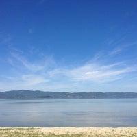 Photo taken at Lago Trasimeno by Ottimo P. on 6/15/2012