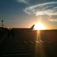 Photo taken at Aeroporto de Porto Seguro (BPS) by Federica C. on 3/31/2011