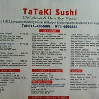 Photo taken at Tataki by Andy H. on 1/8/2012