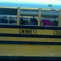 Photo taken at Lanier Middle School by Alex B. on 4/14/2011