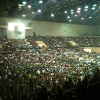 Photo taken at The Lakeland Center by Nicole W. on 3/26/2011