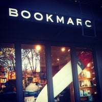 Photo taken at Bookmarc by tony T. on 10/31/2011