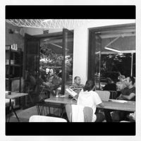 Photo taken at Molka Cafe Bistro by Durmus D. on 9/11/2011