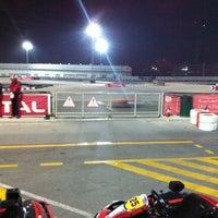 Photo taken at Kartdrome at Autodrome by Mostafa E. on 1/5/2012