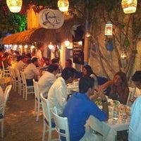 Photo taken at Karina Balık Restaurant by Arda Anar on 8/23/2011