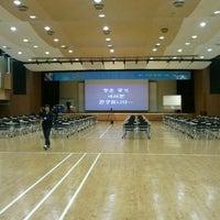 Photo taken at 신한은행연수원 by MoonSoo K. on 11/18/2011