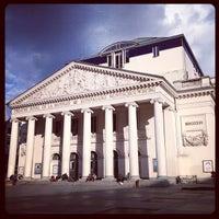 Photo prise au La Monnaie par Sandro S. le8/26/2012