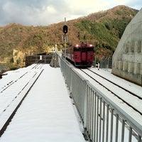 Photo taken at Amarube Station by Euday U. on 1/24/2011