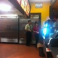Photo taken at Burger King by Luis M. on 1/2/2012
