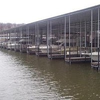 Photo taken at Stokes Dock Co., Inc. by Stokes Dock Co. - Waterfront Living Specialists on 8/31/2011