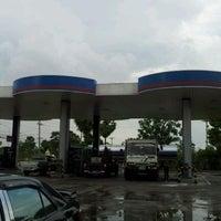 Photo taken at PTT @Nonthai by Taspong S. on 11/7/2011