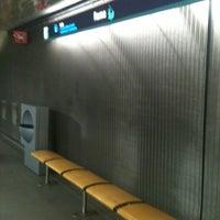 Photo taken at Metro Roma [VD] by Carlos M. on 4/20/2011
