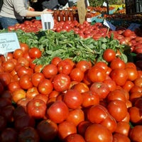 Photo taken at Grand Army Plaza Greenmarket by Sarah G. on 10/15/2011