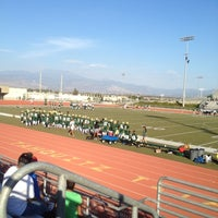 Photo taken at Tahquitz High School by Alex D. on 9/7/2012