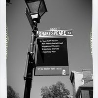 Photo taken at Shakespeare Street by Megan E. on 9/12/2012