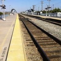 Photo taken at Metrolink Burbank-Bob Hope Airport Station by Thomas H. on 5/20/2012