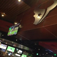 Photo taken at Houston Texans Grille by Boomer C. on 7/16/2012
