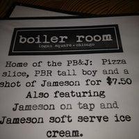 Foto tomada en The Boiler Room por Sara S. el 2/18/2012