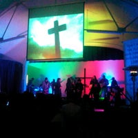 Photo taken at Salvation Army South Rand Community Church by Olefile M. on 6/27/2012