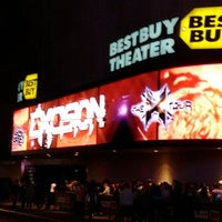 Photo taken at PlayStation Theater by Chris C. on 3/25/2012