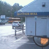 Photo taken at Bayside Bull by Keenan W. on 9/26/2011