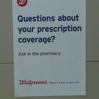 Photo taken at Walgreens by John on 2/20/2011
