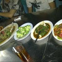 Photo taken at Wajir Seafood by dipa a. on 7/29/2012