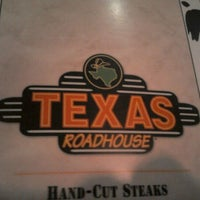 Photo taken at Texas Roadhouse by Jacob D. on 8/15/2011