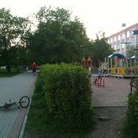 Photo taken at Сквер на Полковой улице by Анастасия К. on 5/29/2012
