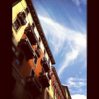 Photo taken at Piazza Gramsci by Federica P. on 11/29/2011