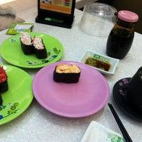Photo taken at Sakae Sushi by Yaya C. on 3/19/2012